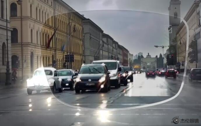 蔡司驾驶型镜片